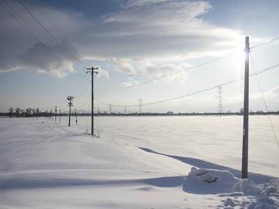 北海道の冬